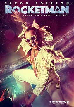 Rocketman REVIEW | crpWrites