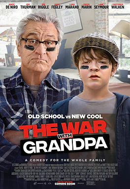 The War With Grandpa (2020) MOVIE REVIEW   crpWrites