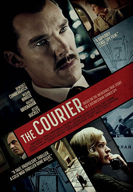 The Courier (2021) MOVIE REVIEW | CRPWrites