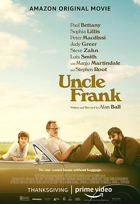 Uncle Frank (2020) MOVIE REVIEW | CRPWrites