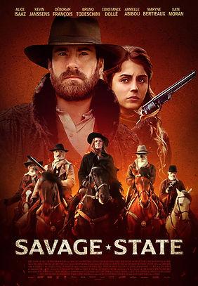 Savage State (2021) MOVIE REVIEW | CRPWrites