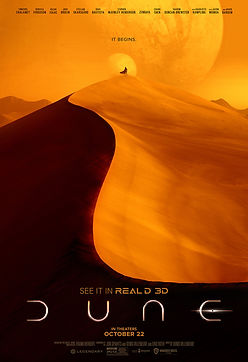 Movie Review: 'Dune' (2021)   CRPWrites