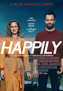 Happily (2021) MOVIE REVIEW | CRPWrites