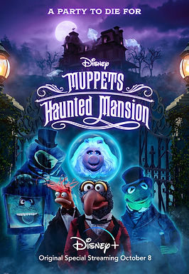 Muppets Haunted Mansion (2021) MOVIE REVIEW | CRPWrites