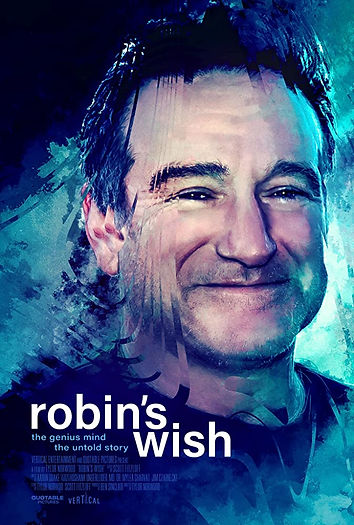 Robin's Wish (2020) Documentary REVIEW | crpWrites