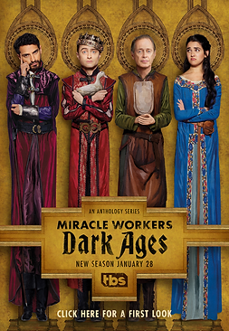 Miracle Workers: Dark Ages REVIEW | crpWrites