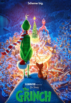 The Grinch REVIEW | crpWrites