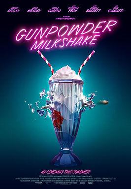 Gunpowder Milkshake (2021) MOVIE REVIEW   CRPWrites