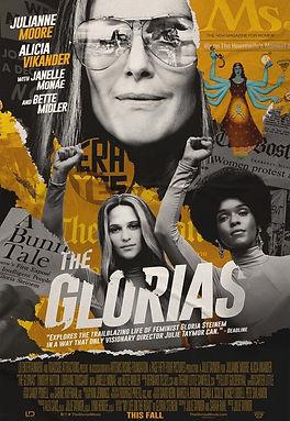 The Glorias (2020) MOVIE REVIEW | crpWrites