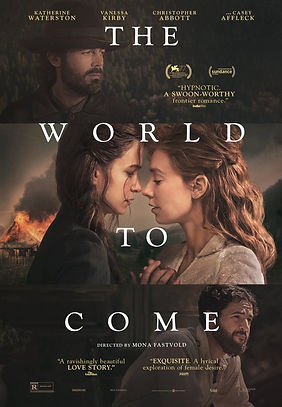The World to Come (2021) MOVIE REVIEW | CRPWrites