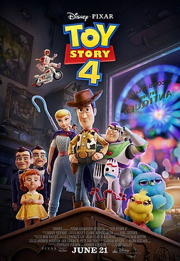 Toy Story 4 REVIEW | crpWrites