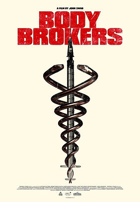 Body Brokers (2021) MOVIE REVIEW | CRPWrites