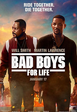 Bad Boys For Life REVIEW | crpWrtes