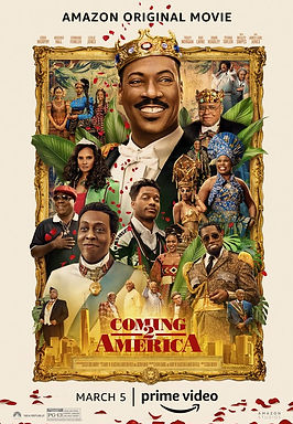 Coming 2 America Movie Review   CRPWrites
