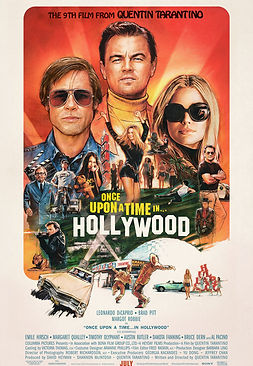Once Upon A Time in Hollywood REVIEW | crpWrites