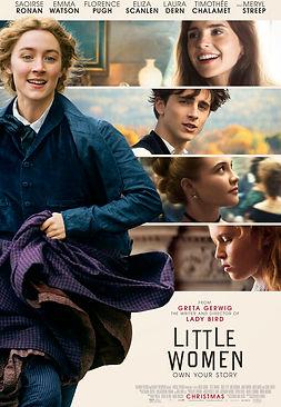 Little Women REVIEW | crpWrites