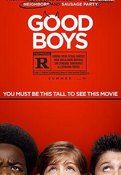 Good Boys REVIEW | crpWrites