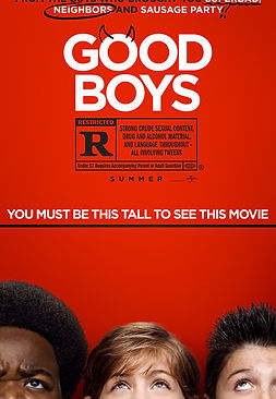 Good Boys REVIEW | crpWrites