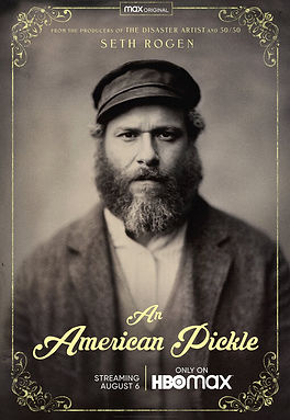 An American Pickle (2020) MOVIE REVIEW   crpWrites