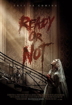 Ready or Not REVIEW | crpWrites