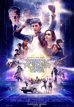 "REVEW: ""Ready Player One"" 