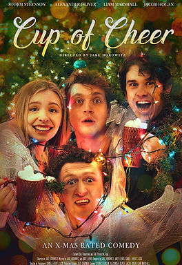 Cup of Cheer (2020) MOVIE REVIEW | crpWrites