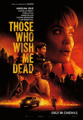 Movie Review: 'Those Who Wish Me Dead' (2021)   CRPWrites