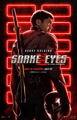Movie Review: 'Snake Eyes' (2021) | CRPWrites