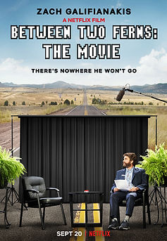 Between Two Ferns: The Movie REVIEW | crpWrites