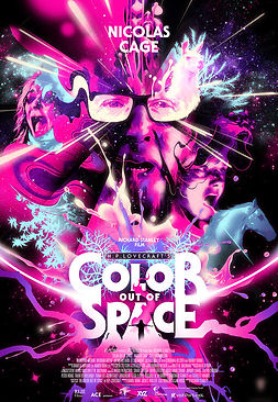 Color Out of Space REVIEW | crpWrites