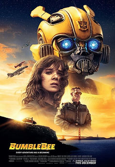 Bumblebee REVIEW   crpWrites
