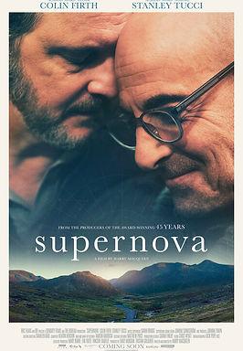 Supernova (2021) MOVIE REVIEW | CRPWrites