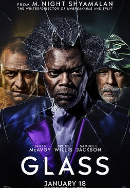 Glass REVIEW | crpWrites