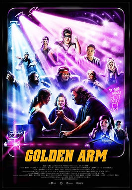 Movie Review: 'Golden Arm' (2021) | CRPWrites