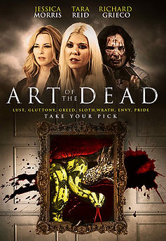 Art of the Dead REVIEW | crpWrites