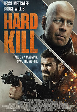 Hard Kill (2020) MOVIE REVIEW | crpWrites