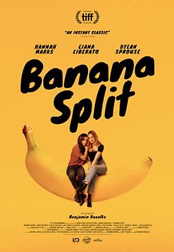 Banana Split (2020) REVIEW   crpWrites