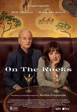 On The Rocks (2020) MOVIE REVIEW | crpWrites