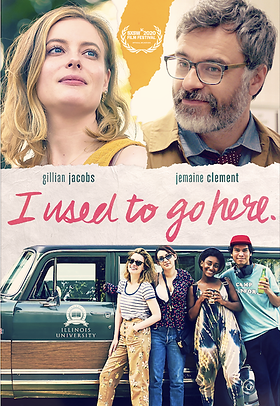 I Used To Go Here (2020) MOVIE REVIEW | crpWrites