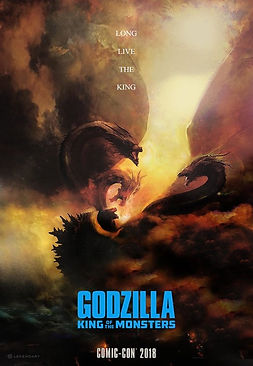 Godzilla: King of the Monsters REVIEW | crpWrites