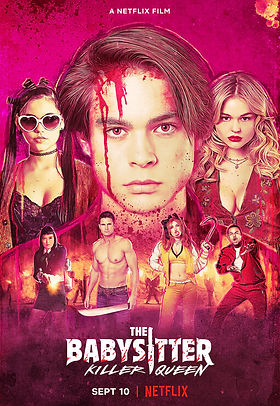 The Babysitter: Killer Queen (2020) MOVIE REVIEW | crpWrites