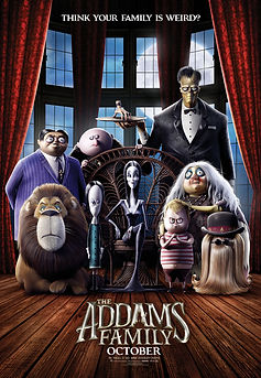 The Addams Family REVIEW | crpWrites