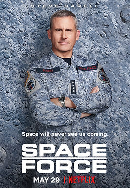 Space Force (2020) TV REVIEW | crpWrites