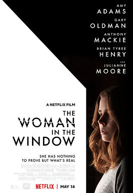 The Woman in the Window (2021) MOVIE REVIEW | CRPWrites