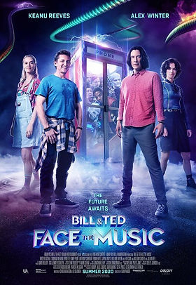 Bill & Ted Face The Music (2020) MOVIE TRAILER | crpWrites