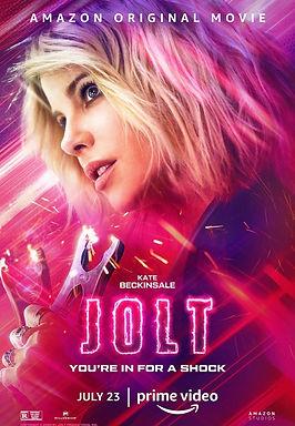 Jolt (2021) MOVIE REVIEW | CRPWrites