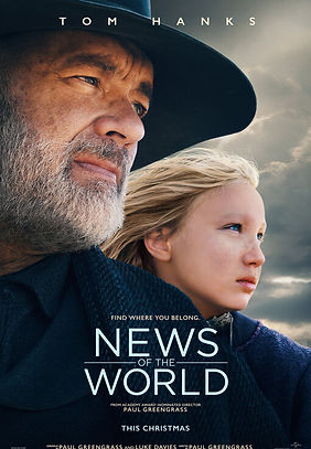 News of the World (2020) MOVIE REVIEW | CRPWrites