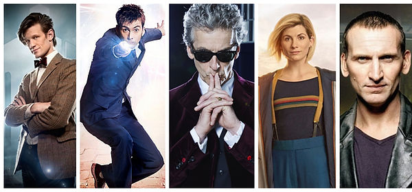 The Doctors of Doctor Who