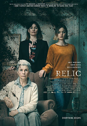 Relic (2020) MOVIE REVIEW | crpWrites