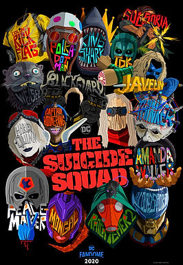 The Suicide Squad (2021) MOVIE REVIEW | CRPWrites